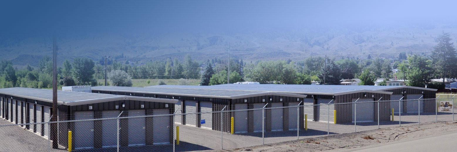 fenced and gated storage facility in kamloops