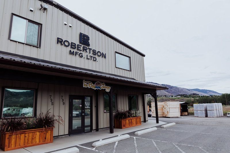 Robertson Mfg Office
